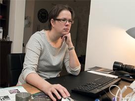 Arbeidsdeskundige Alice van Zalk: 'Soms heb je een voorziening nodig om te werken of studeren.'