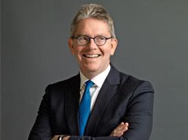 Nieuwe voorzitter van de raad van bestuur Fred Paling: 'Meer eenvoud en betere dienstverlening'