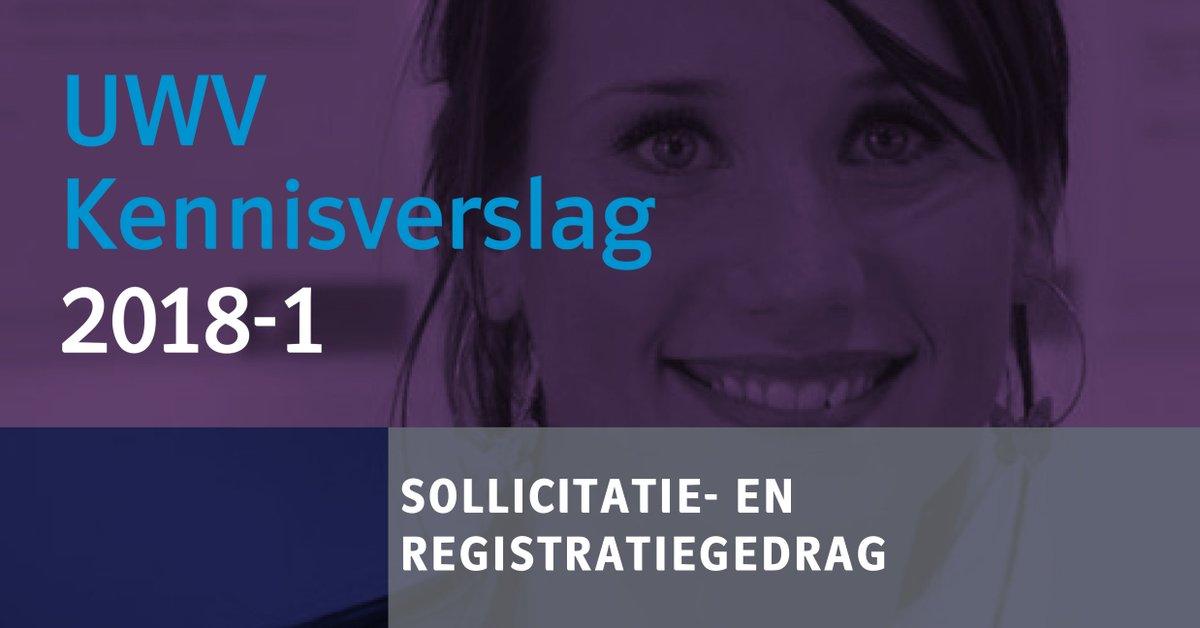 Sollicitatie- en registratiegedrag